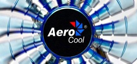 Ventiladores Shark de Aero Cool con novedoso diseño de aspas