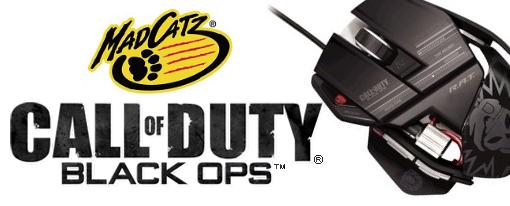 Accesorios de Call of Duty: Black Ops para PC y Consolas de Mad Catz