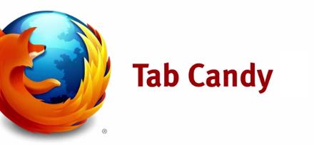 Mozilla muestra un adelanto de lo que sera Tab Candy