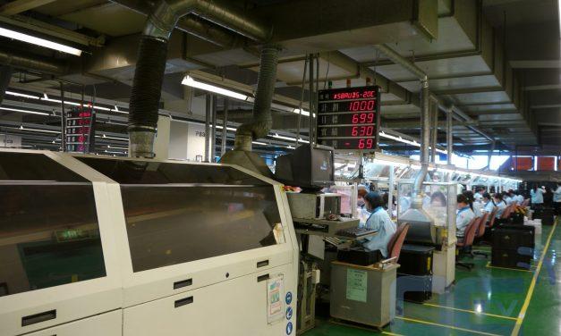 Gigabyte muestra como fabrica sus Tarjetas Madres