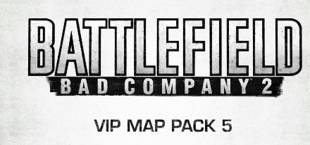 Nuevo Map Pack 5 para Battlefield Bad Company 2