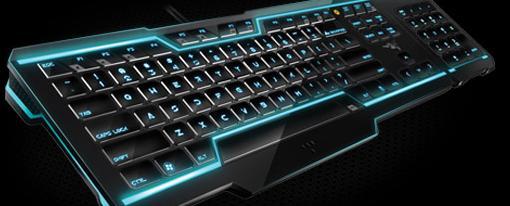 Perfericos gaming Razer inspirados en Tron: El legado