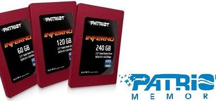 Nuevos SSD Inferno de Patriot