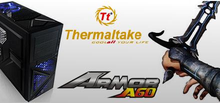Nuevo case Thermaltake Armor A60