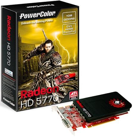 PowerColor HD5770-SingleSlot