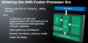 Bobcat de AMD