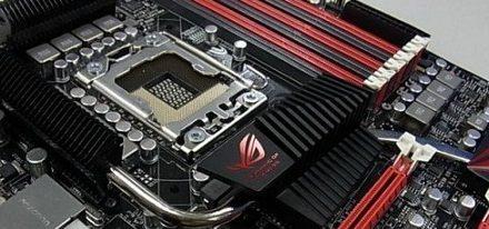 Asus muestra su nueva tarjeta madre Rampage III Formula 1366