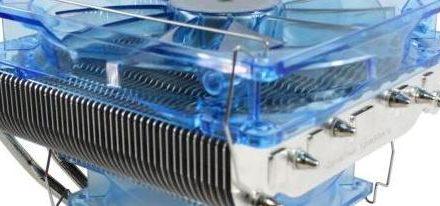 CPU Cooler dual fan Siberia de GlacialTech