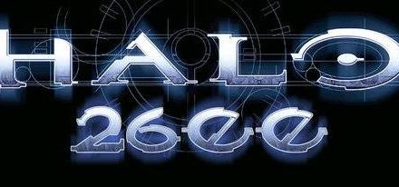 Halo 2600 retro-game