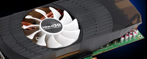 Inno3D presenta su GeForce GTX 465 Vapor Freeze