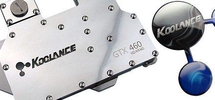 Nuevo water block para las GeForce GTX460 de Koolance