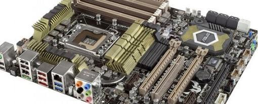 Asus presenta su nueva Sabertooth X58