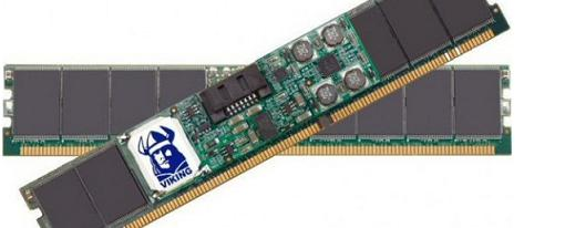 Viking Modular presenta el primer SSD en factor de forma DIMM