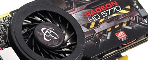 Dos nuevas HD5770 Single Slot de XFX