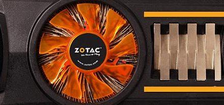 Zotac presenta su GTX460 AMP! Edition