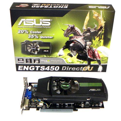 Asus GTS 450 DirectCue