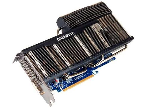 HD5770 GV-R577SL-1GD de Gigabyte