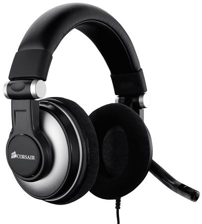 Audifono usb gaming HS1 de Corsair