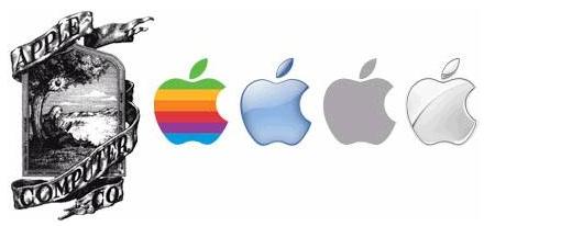 Historia ilustrada de Apple (infografía)