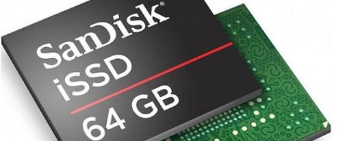 Los iSSD de SanDisk apoyan el nuevo estándar SATA μSSD
