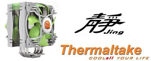 Thermaltake lanza oficialmente su Cpu Cooler el Jing