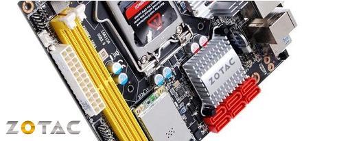 Zotac presenta su mini-ITX H55 con USB 3.0