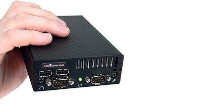 Un PC pequeño : El Stealth LPC-100