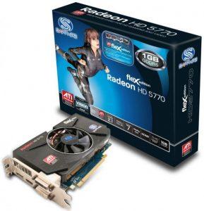 Sapphire HD 5770 FleX Edition