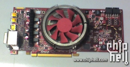 AMD Barts Radeon HD 6xxx