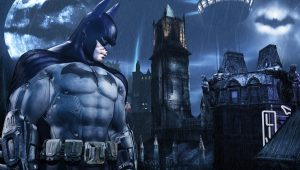 Batman Arkhan City