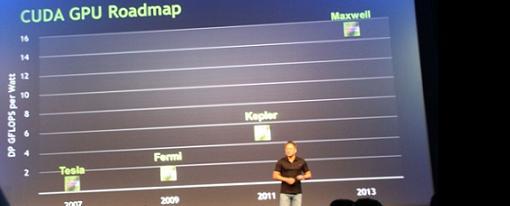 Nvidia revela el sucesor de Fermi