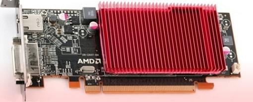 Mas imagenes e informacion de la serie 6300 'Caicos' de AMD