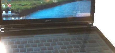 Filtradas imagenes de una Acer con doble pantalla tactil