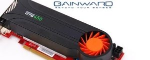 Gainward GTS450 Low Profile
