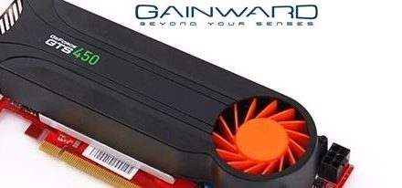 Gainward piensa lanzar pronto su GTS 450 Low Profile