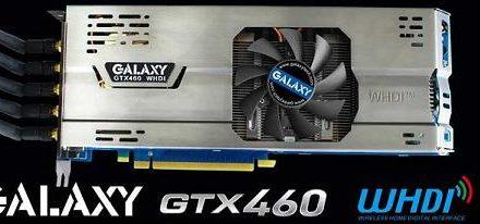 Galaxy introduce la primera tarjeta grafica inalambrica WHDI