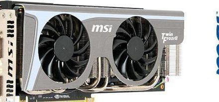MSI lanza su tarjeta de video N480GTX Twin Frozr II