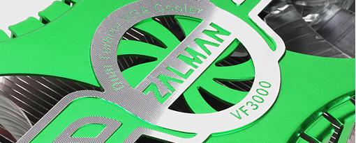 Zalman actualiza su disipador VF3000F