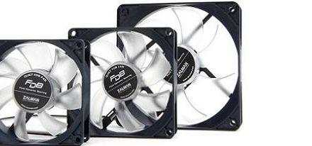 Nueva linea de ventiladores ZM-Fx FDB de Zalman