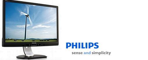 225PL2 el nuevo monitor de 22″ LED de Philips