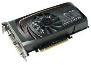 EVGA GeForce GTS450 SC