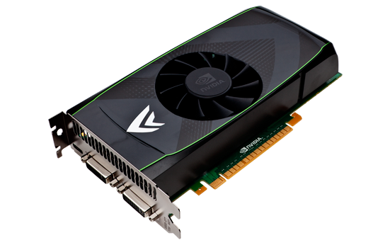 Nvidia GeForce GTS450