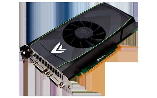 Nvidia GeForce GTS450