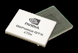 Nvidia GeForce GT470M