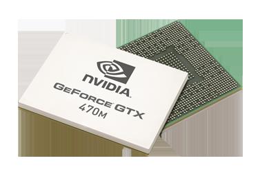Nvidia GeForce GTX470M