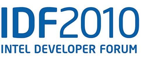 Informaciones de los nuevos procesadores de Intel en la IDF 2010