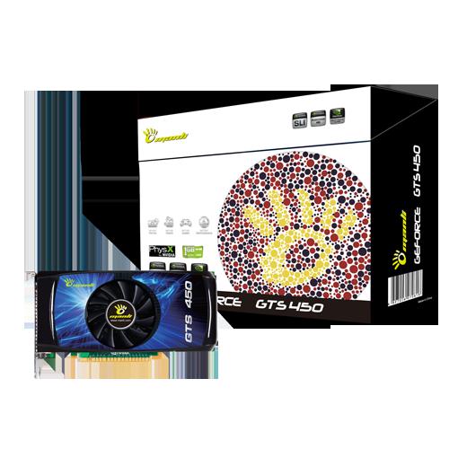 Manli GeForce GTS450