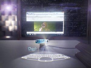Mozilla Seabird Telefono Concepto