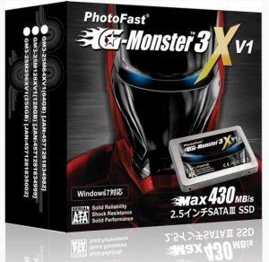 PhotoFast G-Monster 3XV1