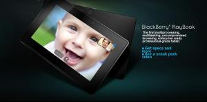 Tablet PlayBook de RIM